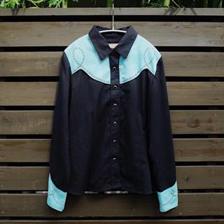 アメリヴィンテージ(Ameri VINTAGE)のVintage Western shirt(シャツ/ブラウス(長袖/七分))