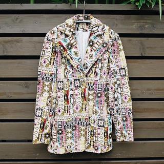 アメリヴィンテージ(Ameri VINTAGE)の70's Vintage Tapestry tailored jacket(テーラードジャケット)