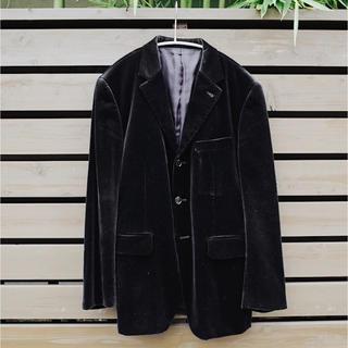 ポールスミス(Paul Smith)のVelvet tailored jacket by Paul smith(テーラードジャケット)