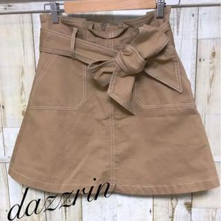 ダズリン(dazzlin)のdazzlin  台形スカート (ミニスカート)