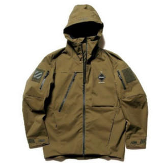 F.C.R.B. - F.C.Real Bristol WARM UP JACKET XL KHAKI