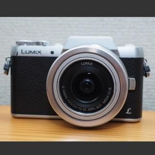 Panasonic - Panasonic ミラーレス一眼 LUMIX GF7 レンズキット