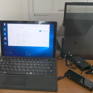 マイクロソフト(Microsoft)の【もっと値下】Surface Pro4 128GB core i5(ノートPC)