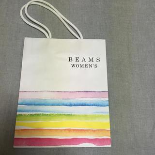 ビームス(BEAMS)の BEAMS ショップ袋(ショップ袋)