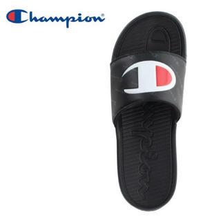チャンピオン(Champion)の新品 チャンピオン サンダル ブラック 24.0cm(サンダル)