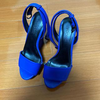 エモダ(EMODA)のエモダ サンダル 靴(サンダル)