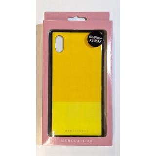 マーキュリーデュオ(MERCURYDUO)のiPhoneケース マーキュリーデュオ iPhoneXSMAX(iPhoneケース)