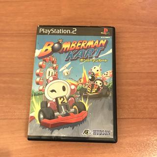 プレイステーション2(PlayStation2)のPS2  ボンバーマンカート(家庭用ゲームソフト)