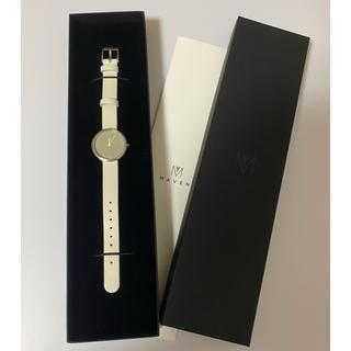 ビューティアンドユースユナイテッドアローズ(BEAUTY&YOUTH UNITED ARROWS)のMAVEN WATCHES マベンウォッチ 腕時計(腕時計)