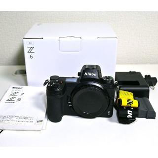 Nikon - ニコン NIKON Z6 ボディ ミラーレスカメラ一眼レフ