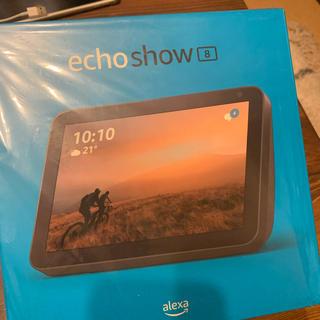 エコー(ECHO)のAmazon Echo Show 8  2個セット 新品未開封品(ディスプレイ)