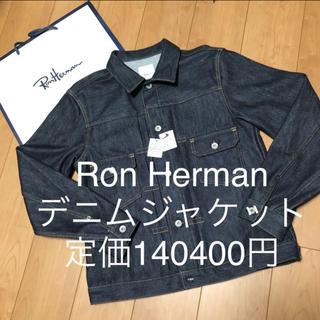 ロンハーマン(Ron Herman)のサイズM ロンハーマン Ron Herman デニムジャケット Gジャン(Gジャン/デニムジャケット)