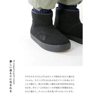 THE NORTH FACE - THE NORTH FACE ブーツ 24センチ ウィンターキャンプブーティー