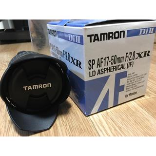 PENTAX - TAMRON SP AF17-50F2.8XR DI2(A16P)