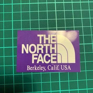 ザノースフェイス(THE NORTH FACE)のノースフェイスステッカー(シール)