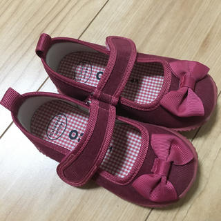 ニットプランナー(KP)の【美品】KP DECO 14センチ 靴(サンダル)