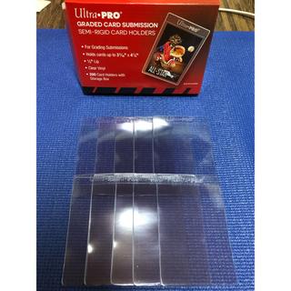 《枚数相談可》PSA 鑑定 必須 ウルトラプロ カードセイバー 10枚セット(カードサプライ/アクセサリ)