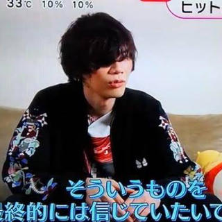 ミハラヤスヒロ(MIHARAYASUHIRO)の米津玄師着用 doublet / 20AW 新品未使用 美品(ブルゾン)