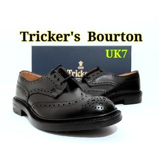 Trickers - 新品 Tricker's Bourton UK7 トリッカーズ バートン