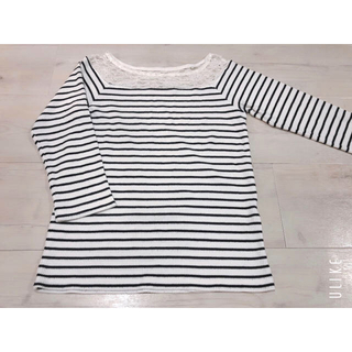 ハニーズ(HONEYS)のハニーズ ボーダーロンティ(Tシャツ(長袖/七分))