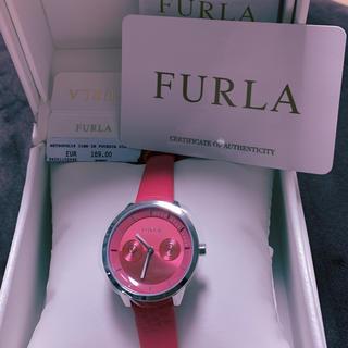 新品未使用FURLA腕時計