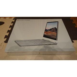 マイクロソフト(Microsoft)の【新品】Surface book3 15in/Core i7/1TB/32GB(ノートPC)