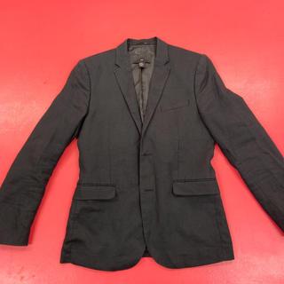 エイチアンドエム(H&M)の値下げ H&M ブラックジャケット S 新品(テーラードジャケット)