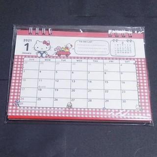 ハローキティ(ハローキティ)のHELLOKITTY 卓上カレンダー (カレンダー/スケジュール)