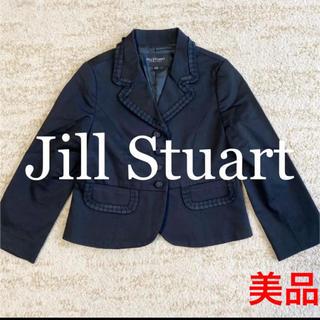 ジルスチュアートニューヨーク(JILLSTUART NEWYORK)の極美品 ジルスチュアート ジャケット 女の子 120 フォーマル(ジャケット/上着)