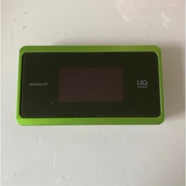 NEC(エヌイーシー)の美品!WiMAX 2+wx06 スマホ/家電/カメラのPC/タブレット(PC周辺機器)の商品写真