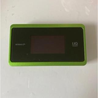 エヌイーシー(NEC)の美品!WiMAX 2+wx06(PC周辺機器)