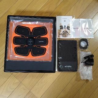 SIXPAD - メーカー保証あり・新品・未使用・充電式 MTG SIXPAD Abs Fit2