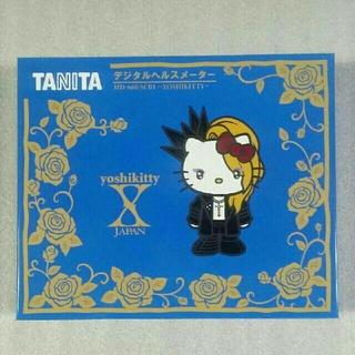 TANITA - タニタ デジタルヘルスメーター 限定YOSHIKITTYモデル