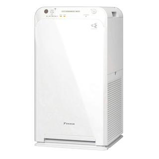 DAIKIN - ダイキン 空気清浄機(25畳まで ホワイト)DAIKIN MC55W-W