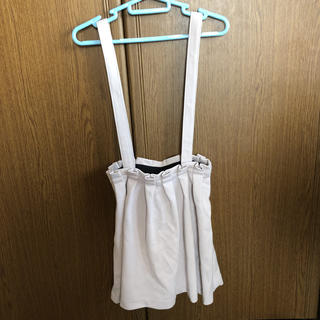 ダズリン(dazzlin)のdazzlin つりスカート(ひざ丈スカート)