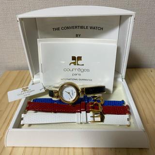 クレージュ(Courreges)のクレージュ 腕時計(腕時計)