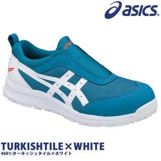 asics - アシックス 25.5cm asics 安全靴 作業靴 ウィンジョブ CP204