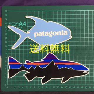 patagonia - 送料無料 Patagonia パタゴニア シール ステッカー 2枚