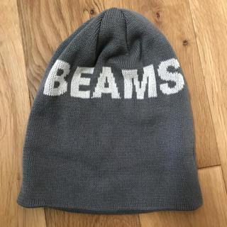 ビームス(BEAMS)のBEAM GOLF ニット帽(ウエア)