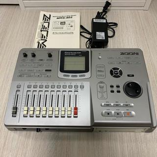 ズーム(Zoom)のZOOM MRS-802 MTR マルチトラックレコーダー(MTR)