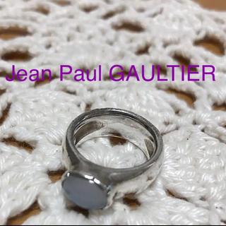 ジャンポールゴルチエ(Jean-Paul GAULTIER)の【Jean Paul GAULTIER】シルバーリング(リング(指輪))