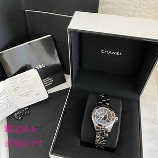 CHANEL - ☆美品☆シャネルJ12 H0682 33mmセラミックブレス