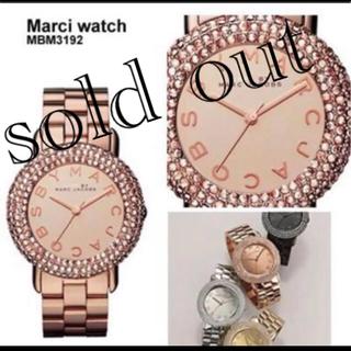 マークバイマークジェイコブス(MARC BY MARC JACOBS)のMARC by JACOBS紗栄子モデル時計♡(腕時計)
