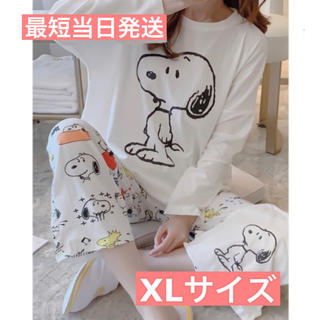 SNOOPY - 最短当日発送☆新品3点セット☆SNOOPY 長袖パジャマ
