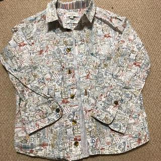 ポールスミス(Paul Smith)のポールスミス  Paul Smith シャツ 襟 長袖 4a 100 95(ブラウス)