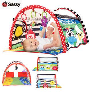 Sassy - sassyサッシー プレイマット トンネル
