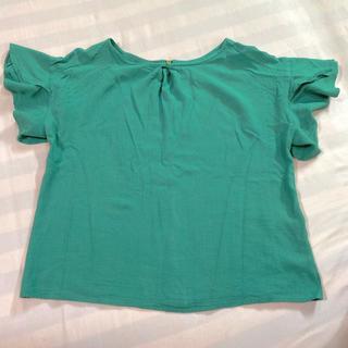 ビームス(BEAMS)のビームス ブラウス Mサイズ 美品(シャツ/ブラウス(半袖/袖なし))