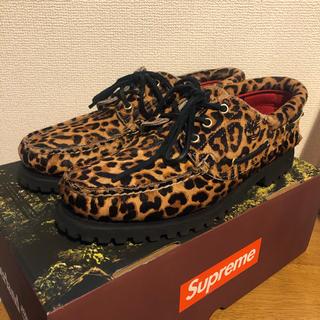 Supreme - Supreme Timberland Classic 3Eye Lug 27cm