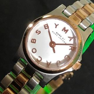 マークバイマークジェイコブス(MARC BY MARC JACOBS)のMBMJ マークバイマークジェイコブス レディースクォーツ 3針 MBM3261(腕時計)