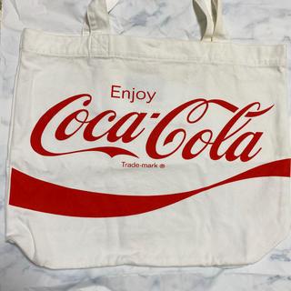 コカコーラ(コカ・コーラ)のコカコーラ トートバッグ(トートバッグ)